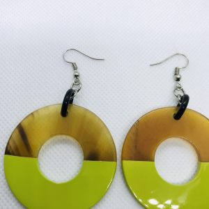 Chic buffalo horn Earrings