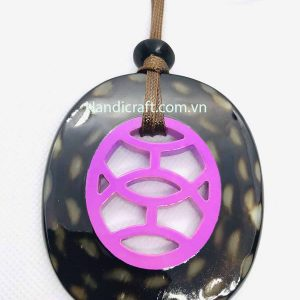 Buffalo Horn Pendants H00060
